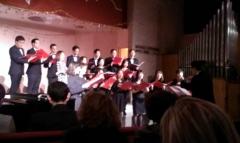 conciertos, canto