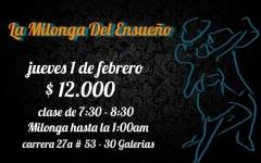 colombia, tango, milonga