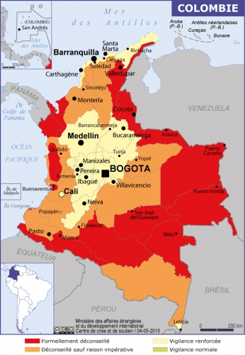 colombia, guerrila, paz