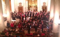 coro, concierto, ferney-voltaire